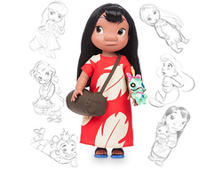 Кукла Лило / Disney Animators' Collection Lilo Doll