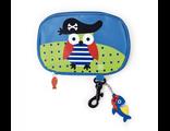 Детская термобутербродница мягкая IRIS Barcelona snack rico сова пират