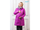 Magenta winter jacket 3-in-1