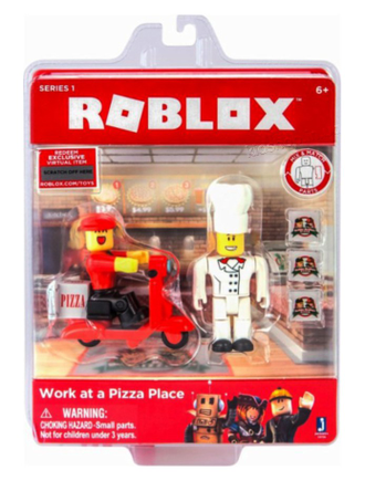 Фигурка ROBLOX Pizza Place. Оригинал
