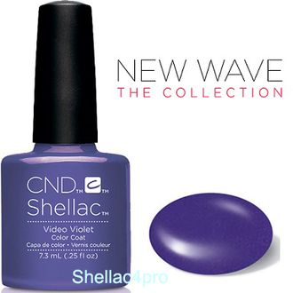 CND Video Violet - NEW WAVE Collection 2017