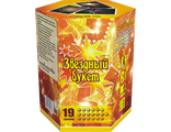 """Батарея салютов """"Звездный букет""""(EC116)"""