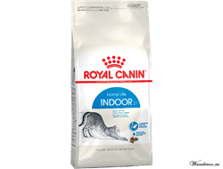 Royal Canin Indoor Роял Канин Индор Корм для кошек живущих в помещении 0,4 кг
