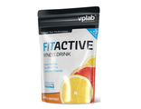 (VPLab) FitActive Fitness Drink - (500 гр) - (тропик)