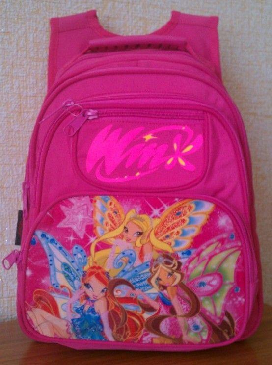 8adb738c0a2e Школьные рюкзаки ВИНКС WINX club купить недорого, фото, дешевые цены ...
