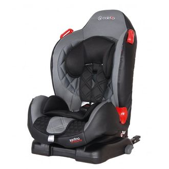 Coletto Santino Only Isofix Grey