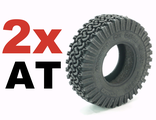 2x Dirt Grabber A/T Brick Edition 68 mm