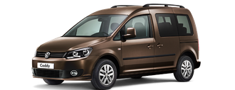 Чехлы на Volkswagen Caddy