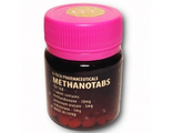 Метан - Methandrostenalone 10mg/100табл. G-Tech Pharmaceuticals