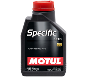 Motul SPECIFIC FORD 913 D 5W30 1L