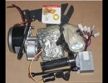 Комплект подвесного электро мотор колеса
