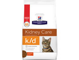 Hill's Prescription Diet Kidney Care K/D при заболеваниях почек - курица, 1,5 кг. Артикул: 9186U