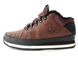 Ботинки New Balance 754  Brown\Black зимние