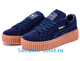 Puma By Rihanna Blue/Biege (36-40)