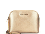 Сумка Michael Kors Cindy Crossbody Gold / Золотая