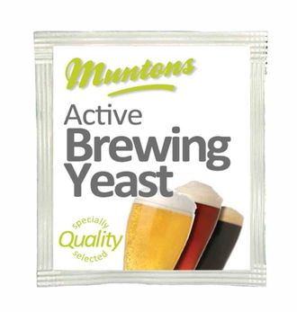 Дрожжи Muntons Brewing Yeast , 6 гр