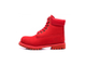 Timberland 6 Inch Boost Red (36-40)