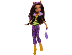 Клодин Вульф - Первый день в школе / First Day of School Clawdeen Wolf