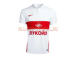 Спартак госетвая футболка 2015-2016 Spartak FC Away Kit 2015-2016