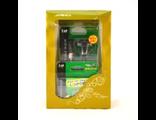 Бритва мужская безопасная Hard, 6 кассет по 4 лезвия с пеной для бритья / подарочная упаковка / KAI / 1 шт.