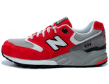 New Balance 999 Red Grey