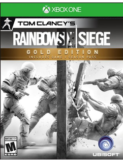 Rainbow Six: Siege - Gold Edition [RU] (Xbox One)