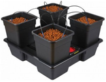 Wilma small 4 Pot 6L Hydro System