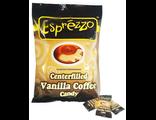 Кофейные леденцы с ванильной начинкой ESPREZZO VANILLA COFFEE CANDY, 125 гр