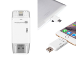 Card reader для iPhone 5, 6 i-Flash Device (гарантия 14 дней)