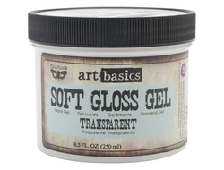 Soft Gloss Gel, Finnabair, Prima Marketing