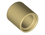 Technic, Pin Connector Round 2/3 L, Tan (18654 / 6167923)
