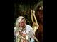 страшная маска, сшитое лицо, ужас, монстр, нечисть, мутант, зомби, ghoulish productions, mask, страх