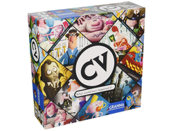CV Card Game ( a game of building caracters)