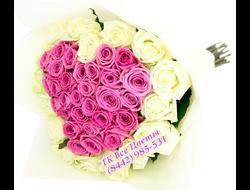Букет Фаворит 45 роз