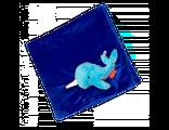 Одеяла с игрушкой Zoocchini Buddy Blanket Кит синее