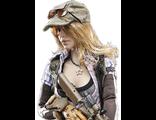 ПРЕДЗАКАЗ - Боевая близняшка Zona - Коллекционная фигурка 1/6 COMBAT GIRL series Gemini Zona  (DCG001) - DAMToys