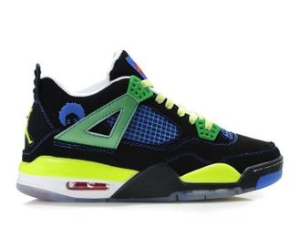 NIKE AIR JORDAN 4 IV RETRO MEN SUPERMAN УНИСЕКС black (41-45)