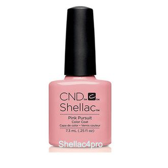 CND Shellac Pink pursuit - Flirtation Collection 2016