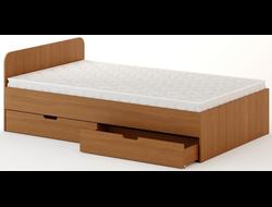 Кровать с ящиками. (2032х1236, h=710 мм.)