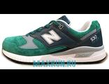 Кроссовки New Balance 530 зеленые