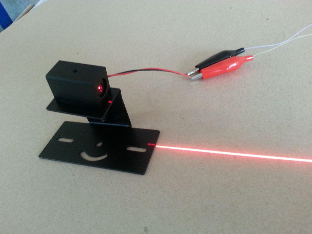 Лазер линия своими руками 2