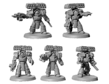 IRON WARRIORS LEGION TYRANT SIEGE TERMINATORS
