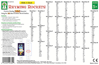Rhyming Rockets