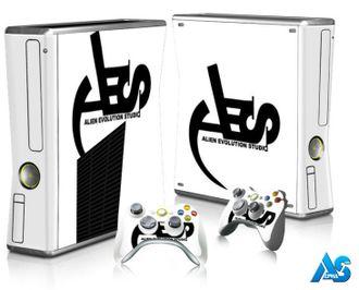 Джокер игры протектор винил наклейка для microsoft xbox 360 slim и 2 контроллера скины наклейка для x box 360 геймпад