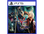 Devil May Cry 5 Special Edition (цифр версия PS5) RUS