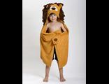 Детское полотенце с капюшоном Zoocchini Лев Лео