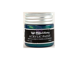 Acrylic Paint-Metallique Emerald Green 1.7oz