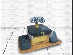 """Торт № 6 """"Робот Валли"""" (Детские торты)"""