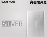 REMAX JANE PowerBox (6200 mAh) - Серый