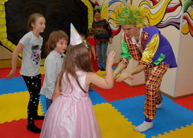 отчасти детские праздники во владимире считалось